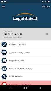 LegalShield - Legal Protection- screenshot thumbnail