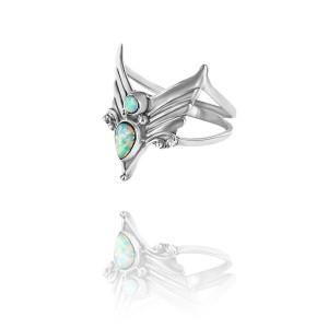 angel ring jewelry