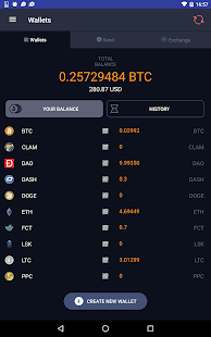 Crypto Wallet- screenshot thumbnail