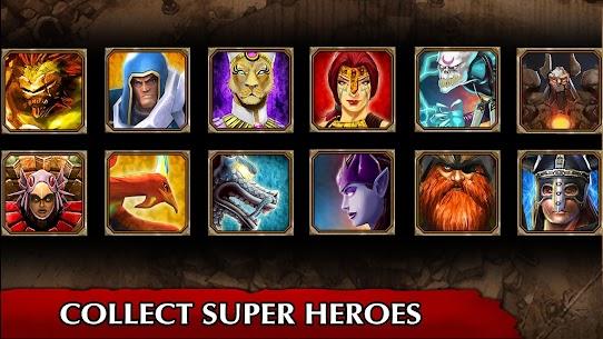 Legendary Heroes MOBA MOD Apk 3.0.65 (Unlimited Gold/Diamonds) 2