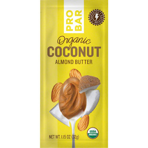 Probar Organic Coconut Almond Butter, Box of 10