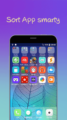iLauncher os13 theme for phone x 3.10.1 screenshots 7