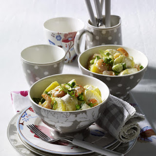 Shrimp and Potato Salad