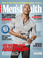Screenshot of Men's Health Deutschland