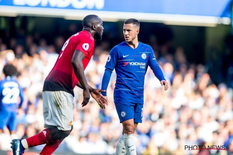 Hazard vs Lukaku: kraker in de FA Cup vanavond, Rode Duivels toonden zich al eerder beslissend in onderlinge duels
