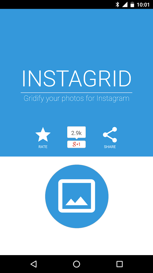 Instagrid Grids for Instagram- スクリーンショット