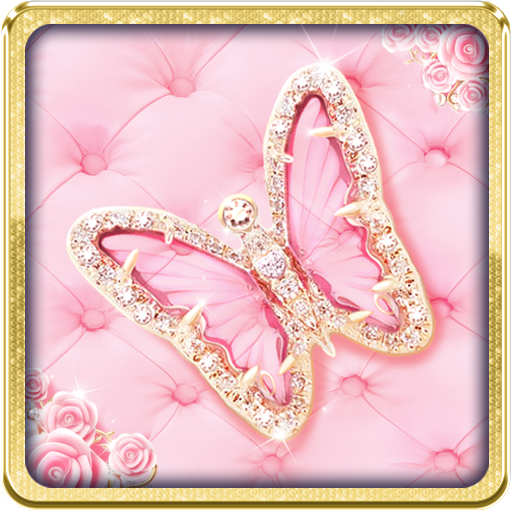 Pink Butterfly Live Wallpaper file APK for Gaming PC/PS3/PS4 Smart TV
