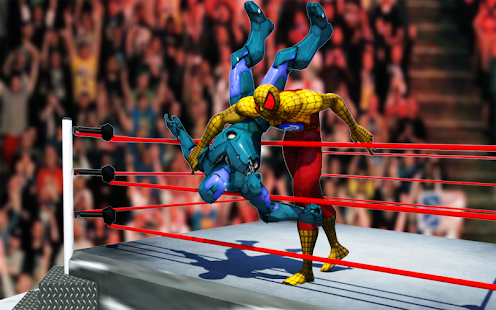 [Download Grand Superheroes Ring Battle for PC] Screenshot 9