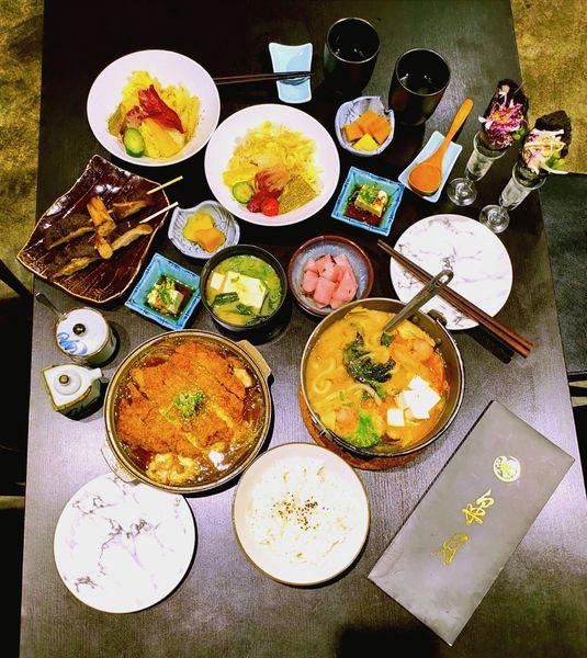 台南日式料理【皋月當代日式料理】超便宜!每道40元的日式套餐