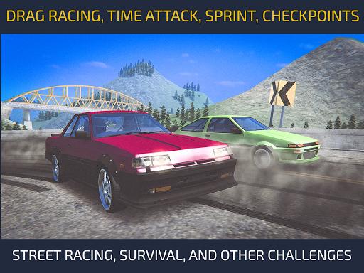 JDM Racing: Drag & Drift Races screenshots 9