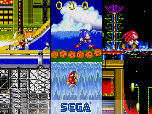 Sonic The Hedgehog 2 Classic 1.0.9 screenshots 4