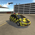Airport Staff Vehicle Sim Park Icon