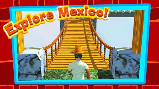 メキシコの ジョーンズラン:ロードトリップ3D
