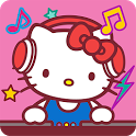 Hello Kitty Music Party - Kawaii and Cute! icon