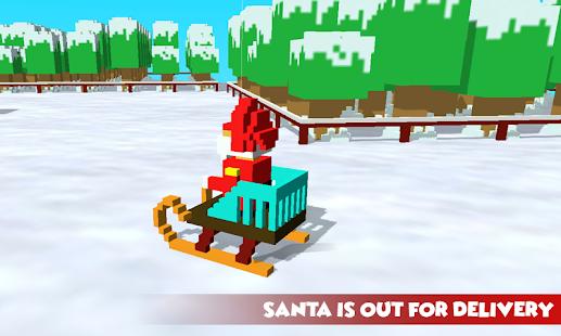 Sliding Santa Adventure Games - náhled