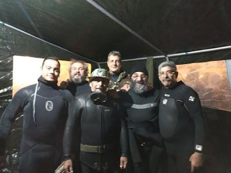 2018-04-02 Representación del desembarco en Puerto Argentino en la Vigilia del 2/4 (fotos) 1
