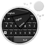GO Keyboard Black