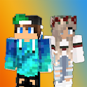 SkinLand - skins for Minecraft icon