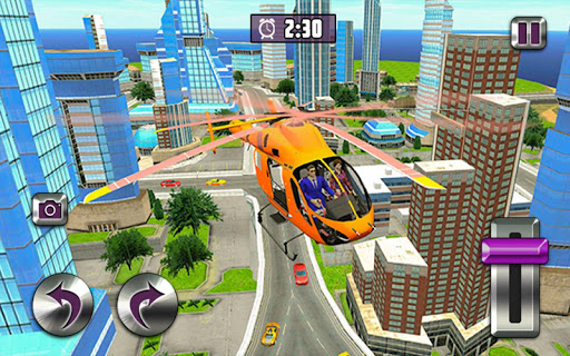 Billionaire Driver Sim: Helicopter, Boat & Cars 1.0.4 screenshots 7