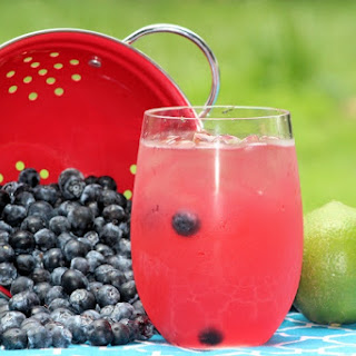 Jamaican Berry Breeze Cocktail Recipe (includes virgin version)