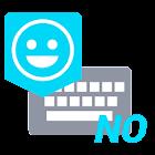 Norwegian Dictionary - Emoji Keyboard icon