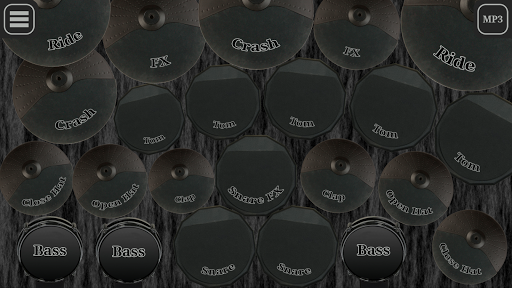 Electronic drum kit 2.07 13