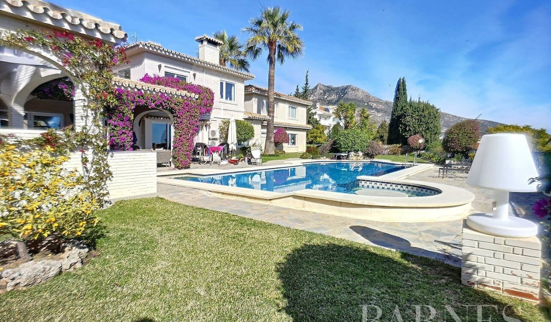 Villa avec jardin et terrasse Benalmádena