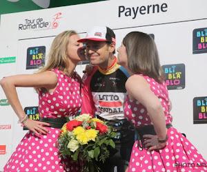 Yates wint koninginnenrit in de Ronde van Romandië, Armée haalt bergtrui binnen