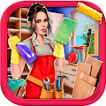 House Cleaning Hidden Object Game – Home Makeover APK