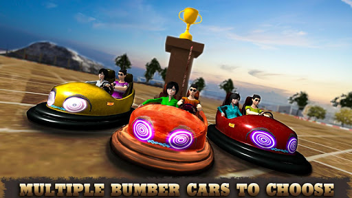 Bumper Car Extreme Fun 1.0 screenshots 4