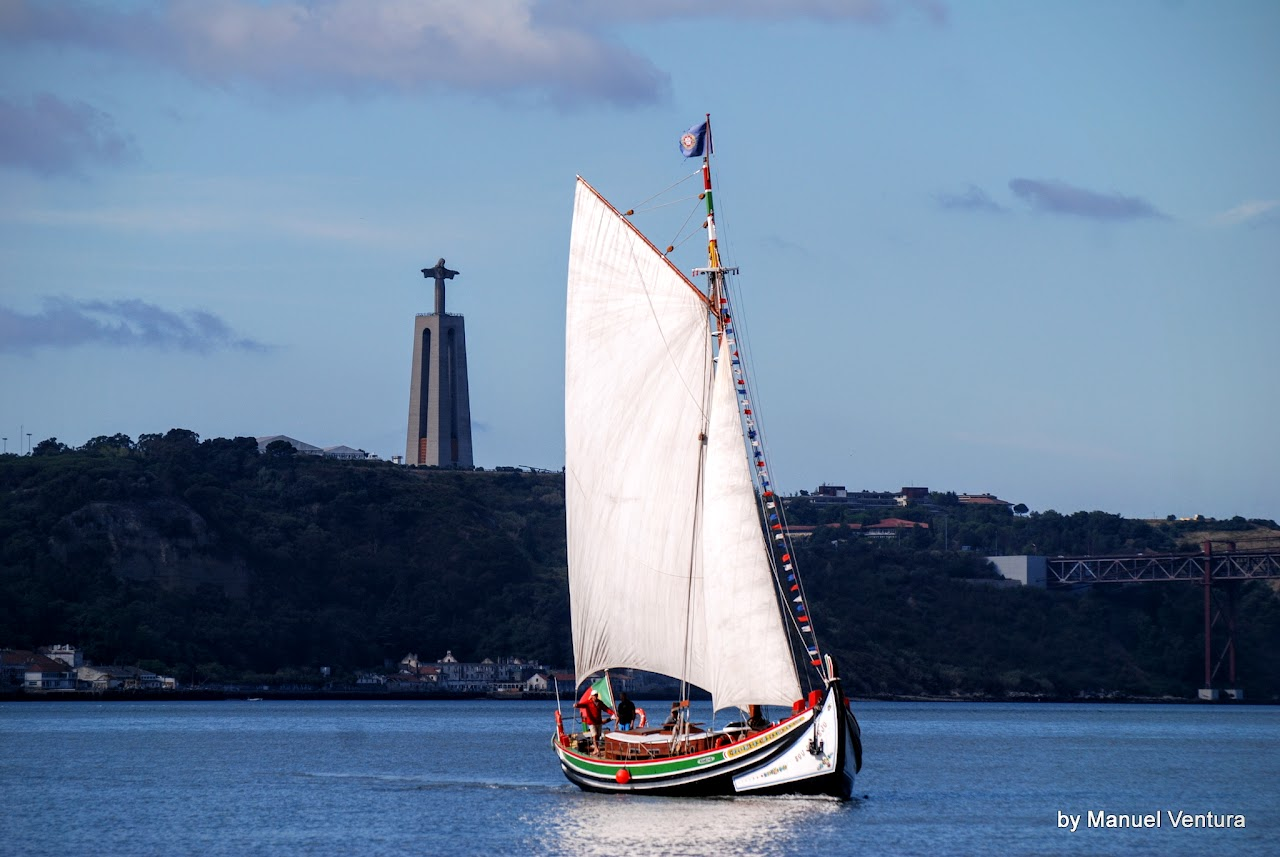 Regatta do Atlantico Azul, Montijo – Caes das Columnas (Manuel Ventura, 15/VIII/15)