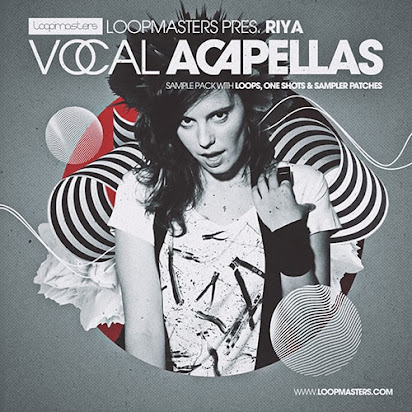 DOWNLOAD Loopmasters Riya Vocal Acapellas WAV REX2 Sampler