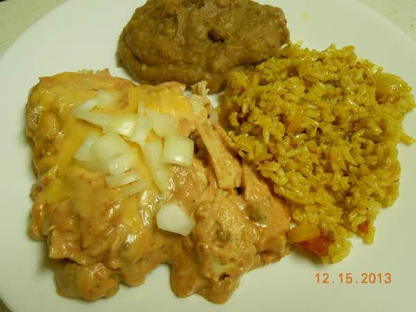 Arroz Con Pollo ~ Spanish Chicken And Rice Recipe