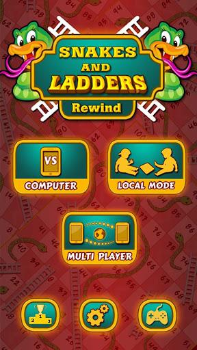 Snakes Ladders Rewind