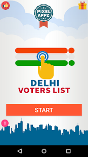 2018 Delhi Voters List - náhled