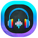 Rhythm music player icon