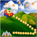 Boob Spangee Trolley Run icon