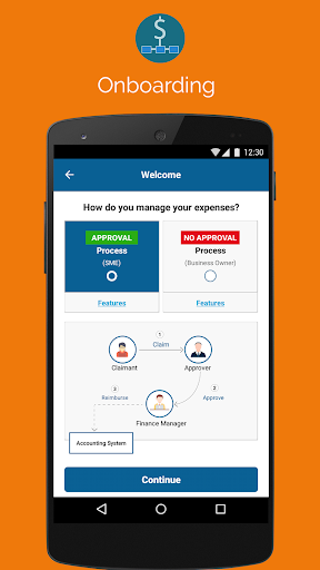 Solo Expenses screenshot