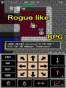 Rogue Hero- screenshot thumbnail