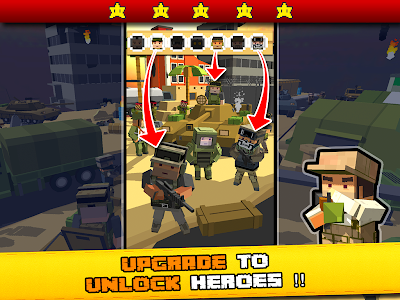 Tap Zombies - The Heroes War v1.0.5 (Mod Money)