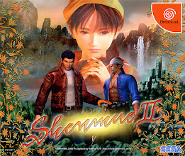 Photo: Shenmue II (In-game music)