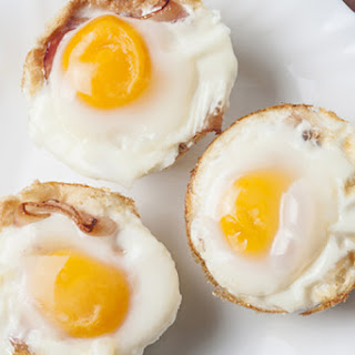 Egg and Toast Breakfast Cups Recipes