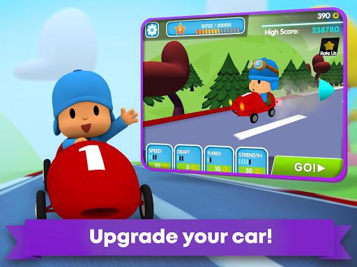 Pocoyo Racing: Kids Car Race - Fast 3D Adventure 1.0.0 screenshots 12