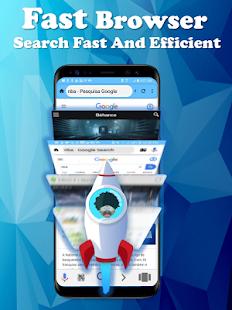 Tchiser - Fast Internet Browser