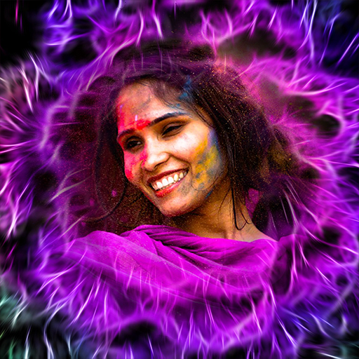 Neon Effects for Pictures Icon