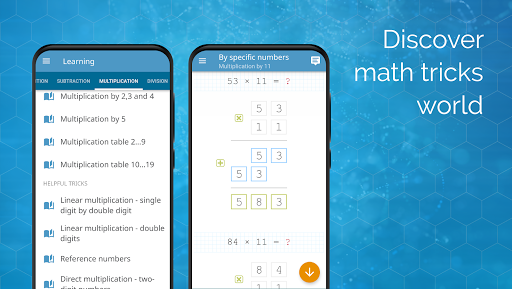 Math games: arithmetic, times tables, mental math 3.6.0 screenshots 7