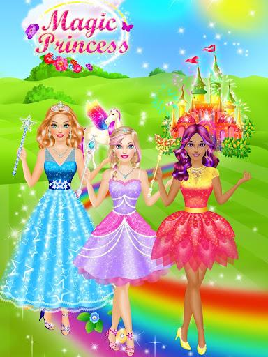 Magic Princess - Dress Up & Makeup FREE.1.4 screenshots 14