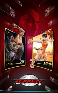 Tekken Card Tournament (CCG) Screenshot