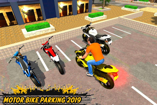 Bike parking 2019: Motorcycle Driving School 1.0 androidappsheaven.com 2