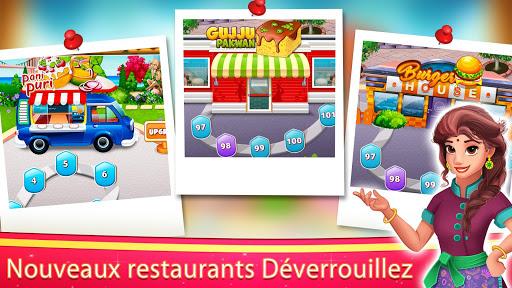 Code Triche Indien Cooking Star: Restaurant jeux de cuisine APK MOD screenshots 4